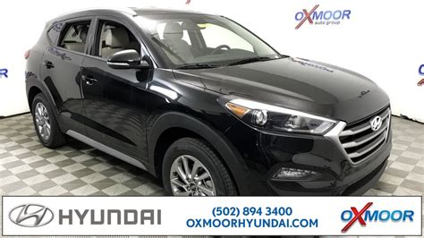 new 2018 hyundai tucson sel plus 4d sport utility in