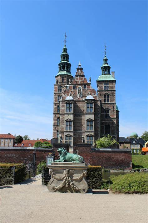 Rosenborg Castle Copenhagen Denmark House Styles