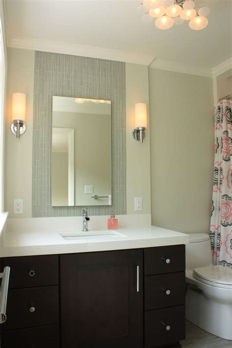 Vertical Tile Bathroom Pinterest Shower Rod