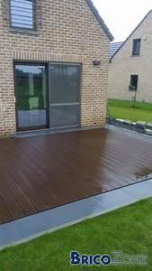 Carreler Terrasse Extérieure Sur Chape Sèche : terrasse chape et poutrains claveaux ~ Premium-room.com Idées de Décoration