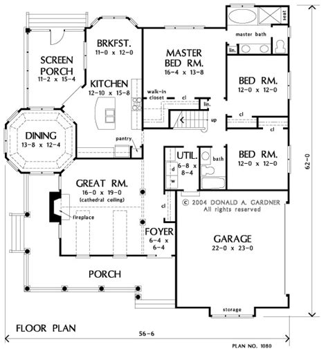 harmonious floor plan stairs house plan the harmony point by donald a gardner architects