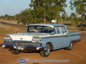1960s Ford Muscle Cars