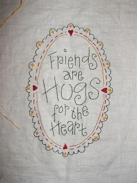 friends  hugs stitchery  embroidery patterns machine embroidery  stitching stitchery