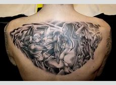 Tattoo Angel Y Demonio Significado Tattoo Art