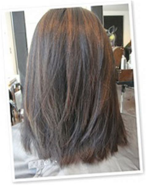 different types of layered haircuts