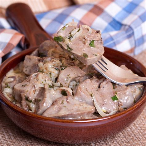 langue de cuisine recette langue de boeuf sauce piquante cahier de cuisine