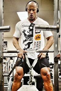 Photo Fist   All Kinds of Photos: The Rock in Gym