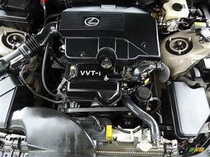 2000 Lexus Gs 300 3 0 Liter Dohc 24