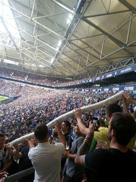 Gelsenkirchen police said fans had already started lighting fireworks and flares near the. Schalke Stadium / Veltins Arena Pes 2020 All Stadiums Pro Evolution Soccer 2020 Efootball ...