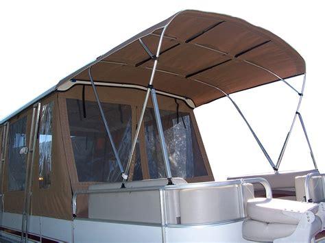 Boat Canvas Enclosure Price pontoon boat enclosures home covers enclosures bimini s
