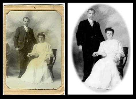 Restoring Old Photos in Adobe Photoshop - The Canadian ...