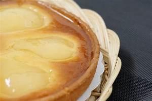 Cuisiner Avec Thermomix : recette tarte amandine aux poires 750g ~ Melissatoandfro.com Idées de Décoration