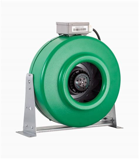 active air 720 cfm inline fan 8 inch active air 8 quot uncline duct fan 720 cfm greenlightsdirect