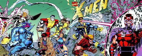 comic comics 1991 marvel jim books selling lee wrap around magneto