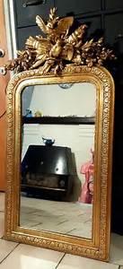 Grand Miroir Baroque : grand miroir baroque fran ais dor catawiki ~ Teatrodelosmanantiales.com Idées de Décoration