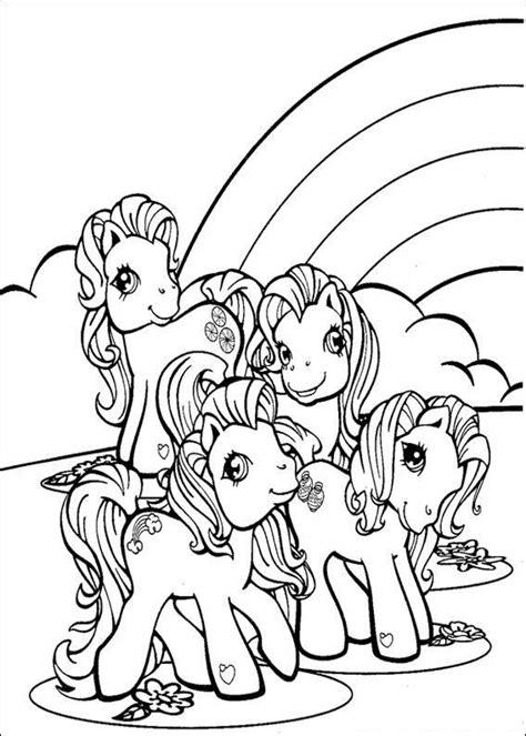 Kleurplaat My Pony Hartje by Kleurplaat My Pony My Pony Op N Nl
