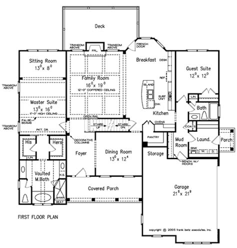 frank betz basement floor plans castle pines house floor plan frank betz associates