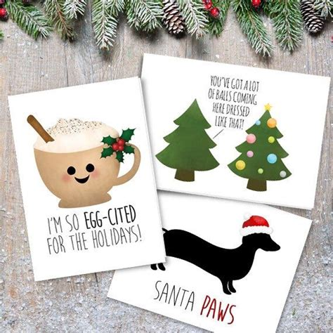 christmas tree puns all new punnies been listed eggnog pun puns happyholidays