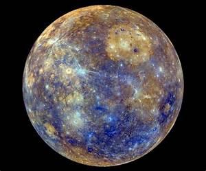 Planet Mercury Messenger - Pics about space