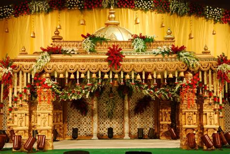 11 unique and traditional indian wedding mandap decoration