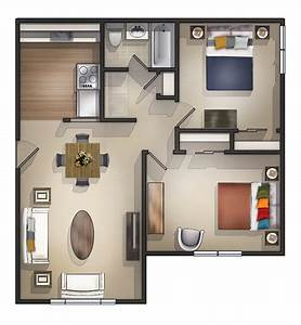 2, Bedroom, Apartment, In, Sanford, Me, At, Sanford, Manor, Apartments
