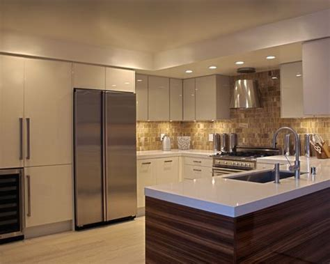 Beautiful Modern Kitchens Home Design Ideas, Pictures