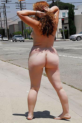 Bbw Nude Outdoors