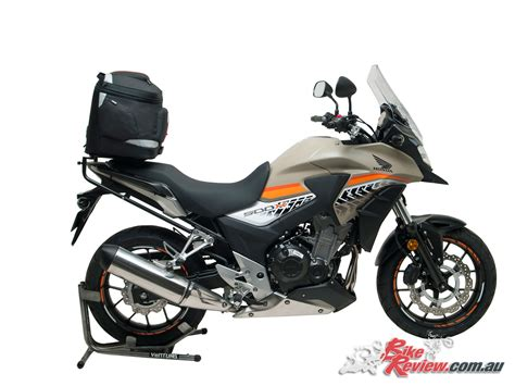 cb 500 x new product ventura systems for honda cb500x bike review