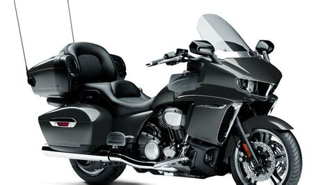 Yamaha Unwraps Super Cruiser Venture Motorcycle