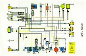 Xt500 1978 Wiring Diagram