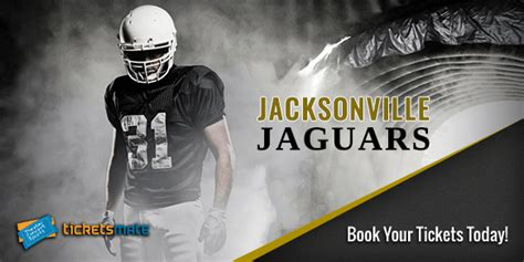 Buy Jacksonville Jaguars Tickets