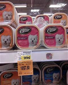 fred meyer unadvertised deals great prices on dog food With cesar dog food costco