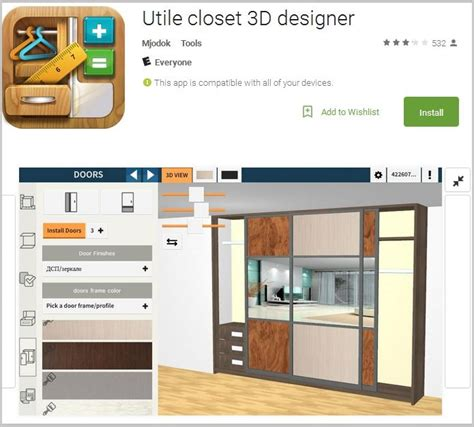 Closet Organizing App by 5 Apps For Closet Organization Design Some Really Work
