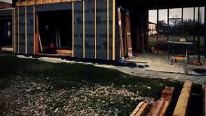 Construire Une Extension En Bois Soi Même : construire sa maison ossature bois soi meme ~ Premium-room.com Idées de Décoration
