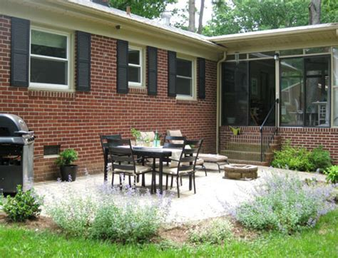 cheap patio makeover ideas our 319 patio makeover complete with loungers a fire pit young house love
