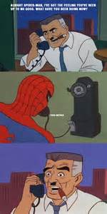 spidey s been there done that 60s spider man know