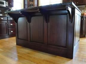 kitchen island with storage cabinets walters woodworking design