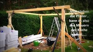 Küchen Selber Bauen : outdoork che selber bauen youtube ~ Watch28wear.com Haus und Dekorationen