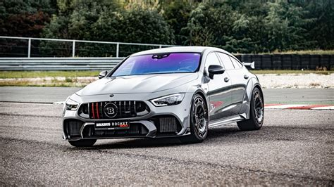 Although the brabus rocket 900 produces 1,250 nm of torque, this proved to be so much force. Brabus Rocket 900 One Of Ten Mercedes-AMG GT 63 S 4MATIC+ 4K 5K HD Cars Wallpapers | HD ...