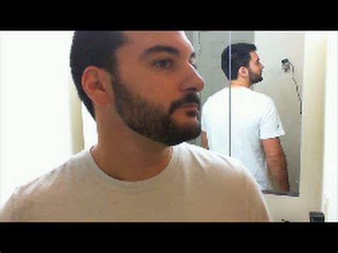 beard trimming philips norelco beard trimmer youtube