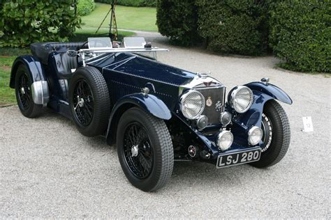 1933 Invicta S-type 'low Chassis' Tourer