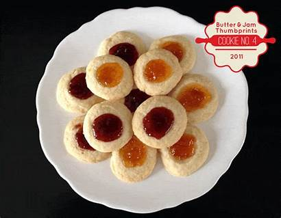 Jam Butter Cookie Freutcake Thumbprints Cookies Thumbprint