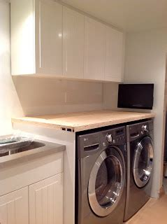 washer and dryer countertop how to support a countertop rambling renovators