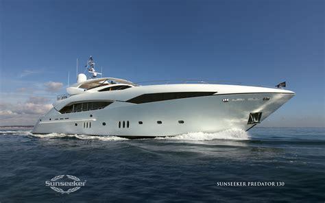 Boats Sunseeker by Sunseeker Predator 130 Wallpaper 673468