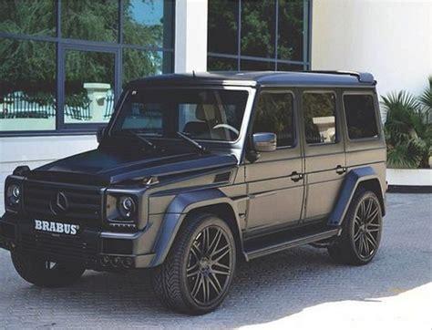 benz jeep black mercedes benz g class suv matte black im literally about
