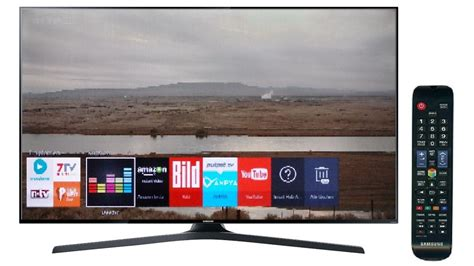 samsung tv uej im test audio video foto bild