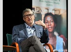 Bill Gates calls for more data, foreign aid for global