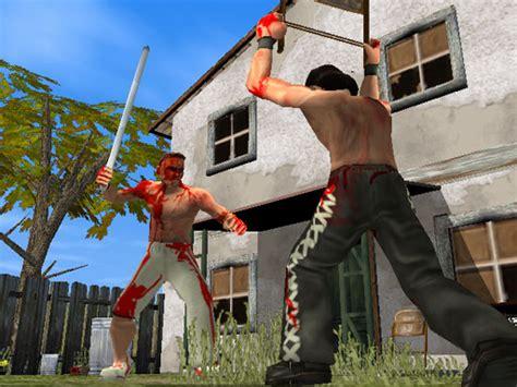 Backyard Wrestling Video Game Arena