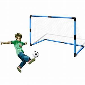 Cage Foot Enfant : cage but de football enfant livr avec ballon ~ Teatrodelosmanantiales.com Idées de Décoration