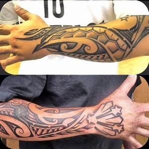 Tatouage Prenom Avant Bras Homme : avant bras samoan ~ Melissatoandfro.com Idées de Décoration